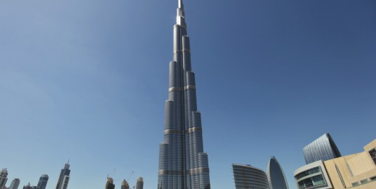 Burj Khalifa 1Br For Sale!