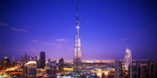 Burj Khalifa 2BR for Rent!