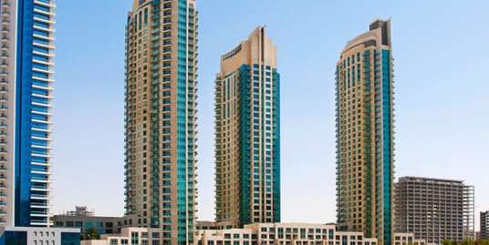 Burj Views 2BR For Sale!