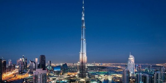 Burj Khalifa-Fountain View For Sale!