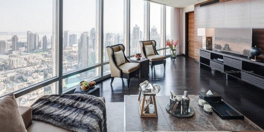 2BR Apt in Burj Khalifa For Sale!