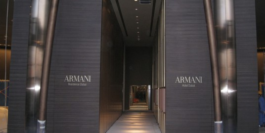 Armani Residence 2BR For Sale!