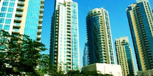 Burj Residence 3BR + M for Sale!
