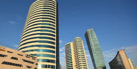 Damac Business Tower Office For Sale