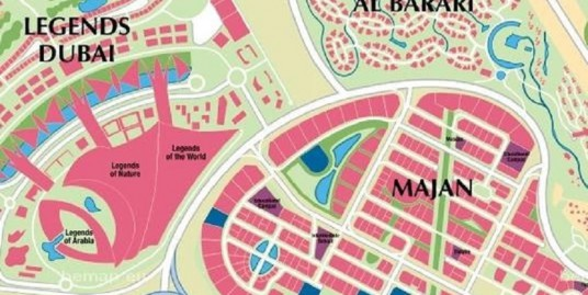 Plot For Sale in Majan!!