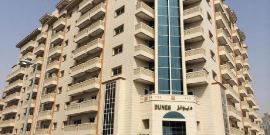 Dunes Tower 1 BR For Sale!!