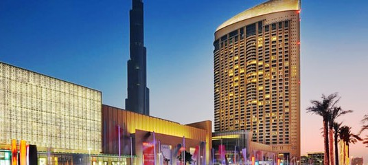 3Br+M For Sale in Address Dubai Mall Hotel!