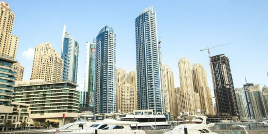 1B/R Bay Central West-Dubai Marina