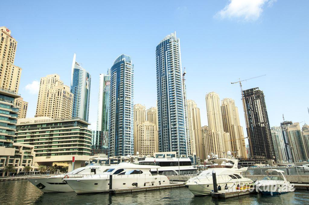 1B/R Bay Central West-Dubai Marina