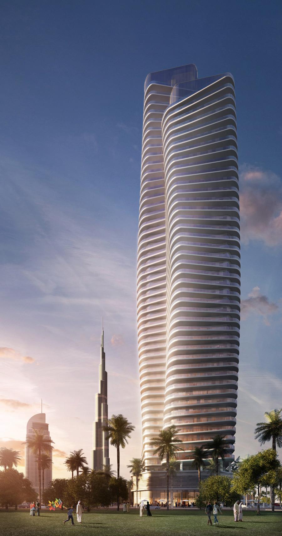 1B/R RP HEIGHTS Downtown Dubai